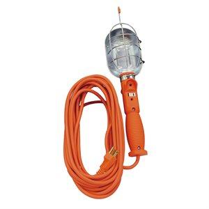 Trouble Lamp 18 / 3 25ft SJTW Orange 75w