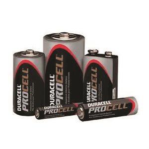 12Pk Procell Alkaline Battery C