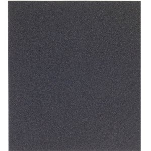 25Pk Emery Cloth Coarse 9in X 11in