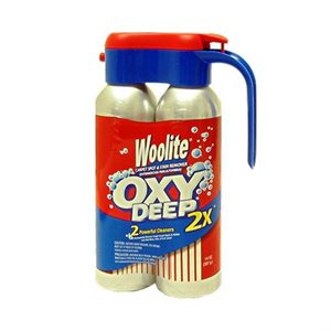 820C Woolite Heavy Traffic Rug Cleaner