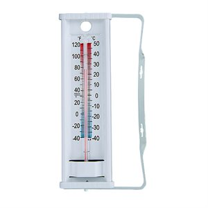 Tr611 Metal Thermometer With Bracket