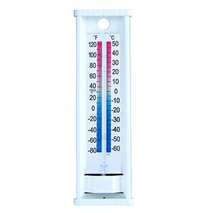 Tr614 Wall Thermometer Aluminum