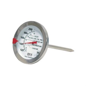 Dt168 Dial Thermometer Meat / Pouly