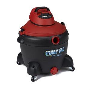 Shop Vac 16gal 6.0HP Pump / Vac Black