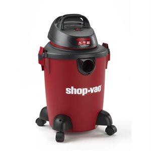 Shop Vac 6gal 3.HP Wet / Dry Vac RED