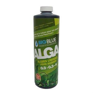 0.1-0-5 Liquid Seaweed Big Blue Fertilizer 500ml