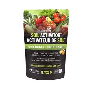 Soil Activator Earth Alive Biofertilizer 425g