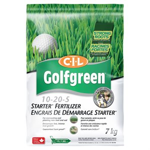 10-20-5 Golfgreen Turf Starter Fertilizer 7Kg