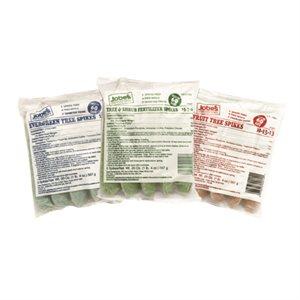11-3-4 Evergreen Fertilizer Spikes 5 / Pkg