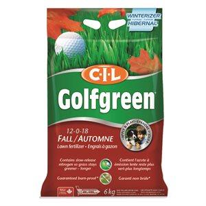 12-0-18 Fall Lawn Fertilizer 6Kg