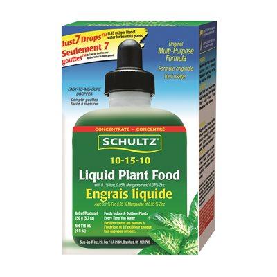 10-15-10 Liquid Plant Food 300G