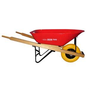 Contractor Wheelbarrow - Flat Free 1038