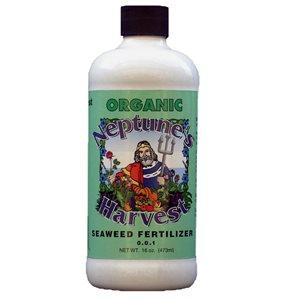 0-0-1 Seaweed Fertilizer Green Label 16oz