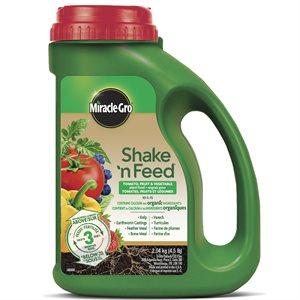 10-5-15 Shake 'N Feed Tomatoes Fruits & Vegetables 2.04Kg
