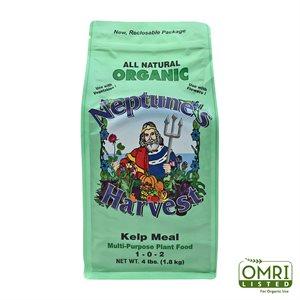 1-0-1 Kelp Meal Fertilizer Green Label 4lb