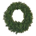 Mixed Pine Wreath 48in