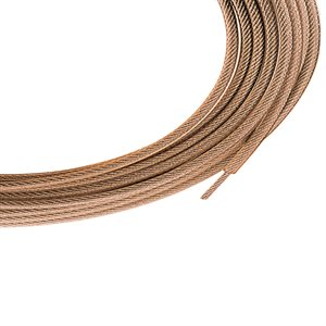 CS79050 Clothes Line Gold 50ft 1100LBS (Pack of 20pc)