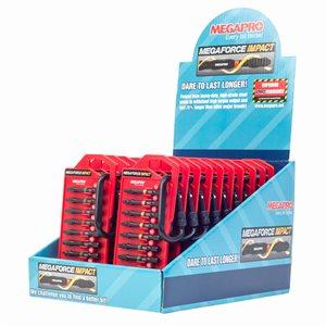 MegaPro 16pc Nutsetter Cut Case (Must buy 16 Nutsetters)