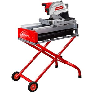 24in Professional Tile Saw