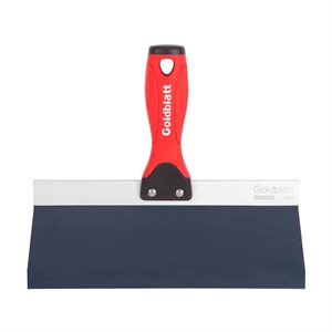 10in Blue Steel Drywall Taping Knife