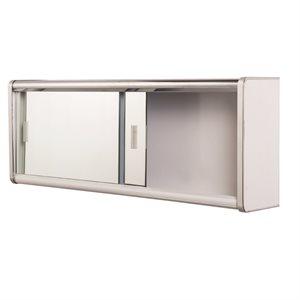 Medicine Cabinet Sliding Doors 24 x 9.5 x 5in